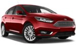 Rent a Ford Focus, Renault Megane