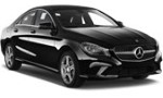 Rent a Mercedes CLA Class Auto (Mercedes Guaranteed)