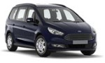 Alquile un Ford Galaxy 7 seaters<br>Seat Alhambra 7 seaters