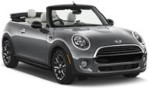 Rent a Mini Cooper cabrio automatic, Mini One cabrio automatic