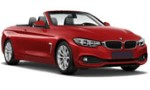 Rent a BMW 4 Series Cabrio Auto