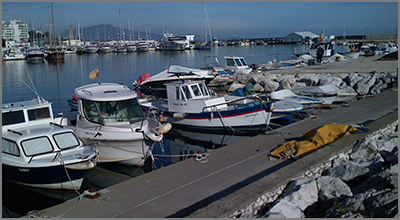 Estepona Marina - Photo by DODO DODO