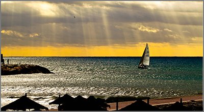 Sailing in Marbella - Photo by Steve-h