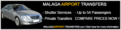 Malaga airport transfers - Click Here For More Information